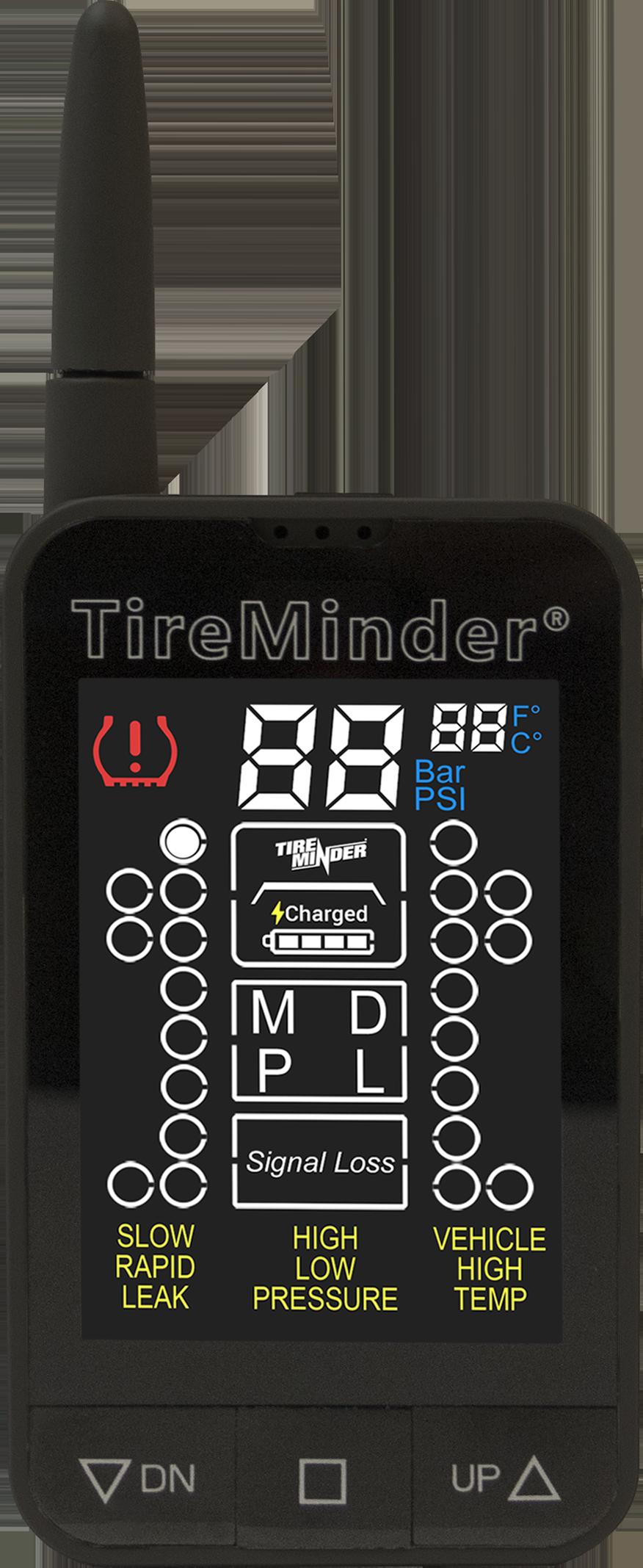 TireMinder TM-88C Monitor